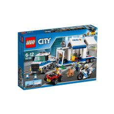 LEGO® City Mobile Command Center 60139