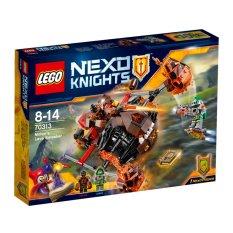 LEGO® NEXO KNIGHTS™ - Moltor's Lava Smasher