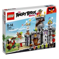 LEGO® The Angry Birds™ Movie King Pig's Castle 75826
