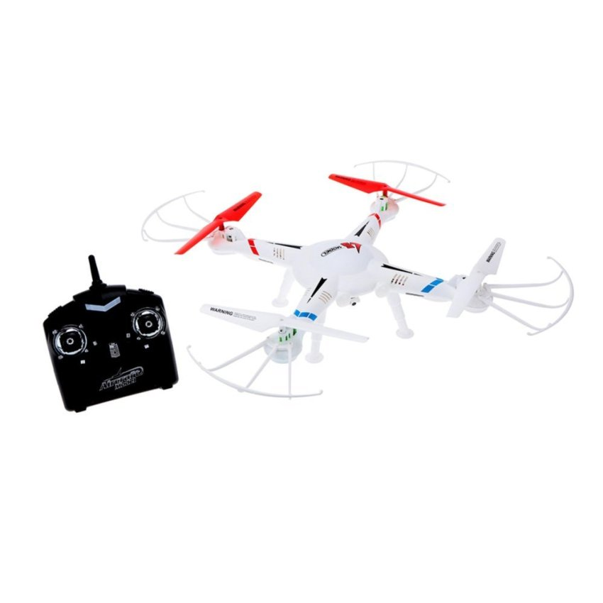 Liansheng Quadcopter LS127 2.4G 6-Axis Gyro with 3D Roll Drone .