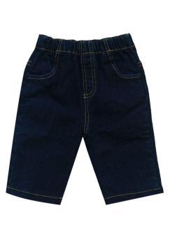 Macbear Celana Jeans Anak Short Pants Dark Blue Size 1