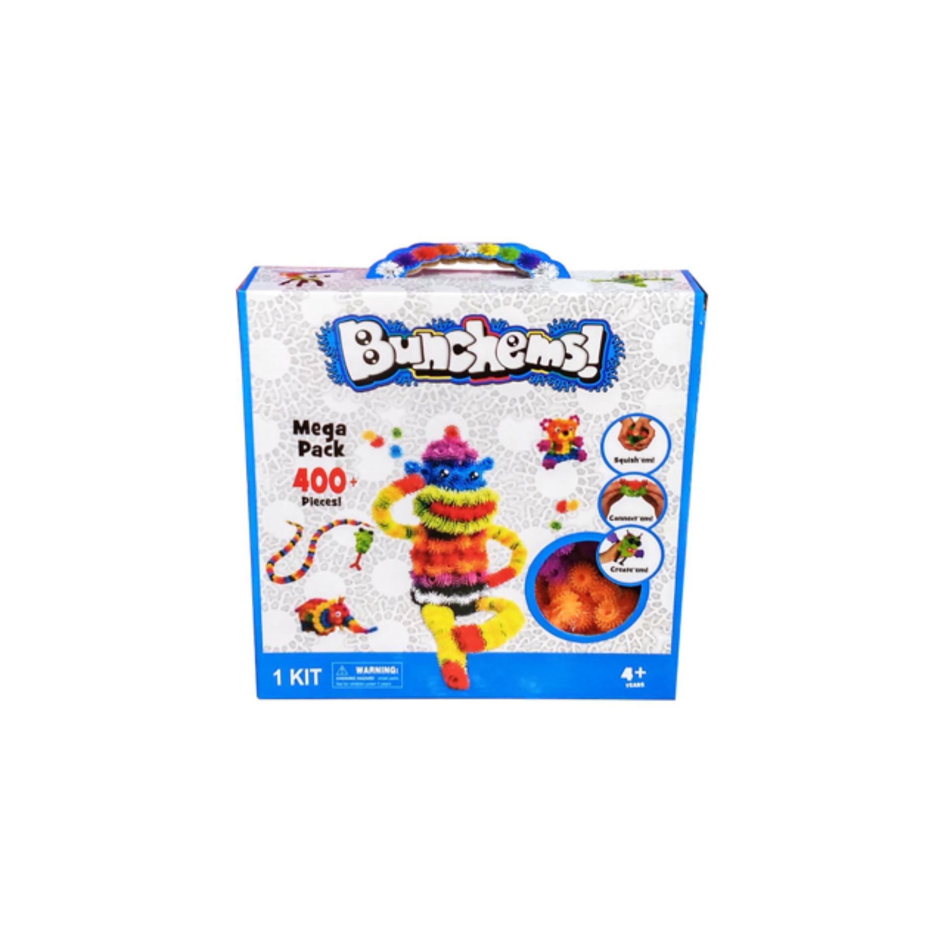 Belanja Murah Mainan Anak Bunchems Magical Magic Ball Eshop Mega Pack Edukasi