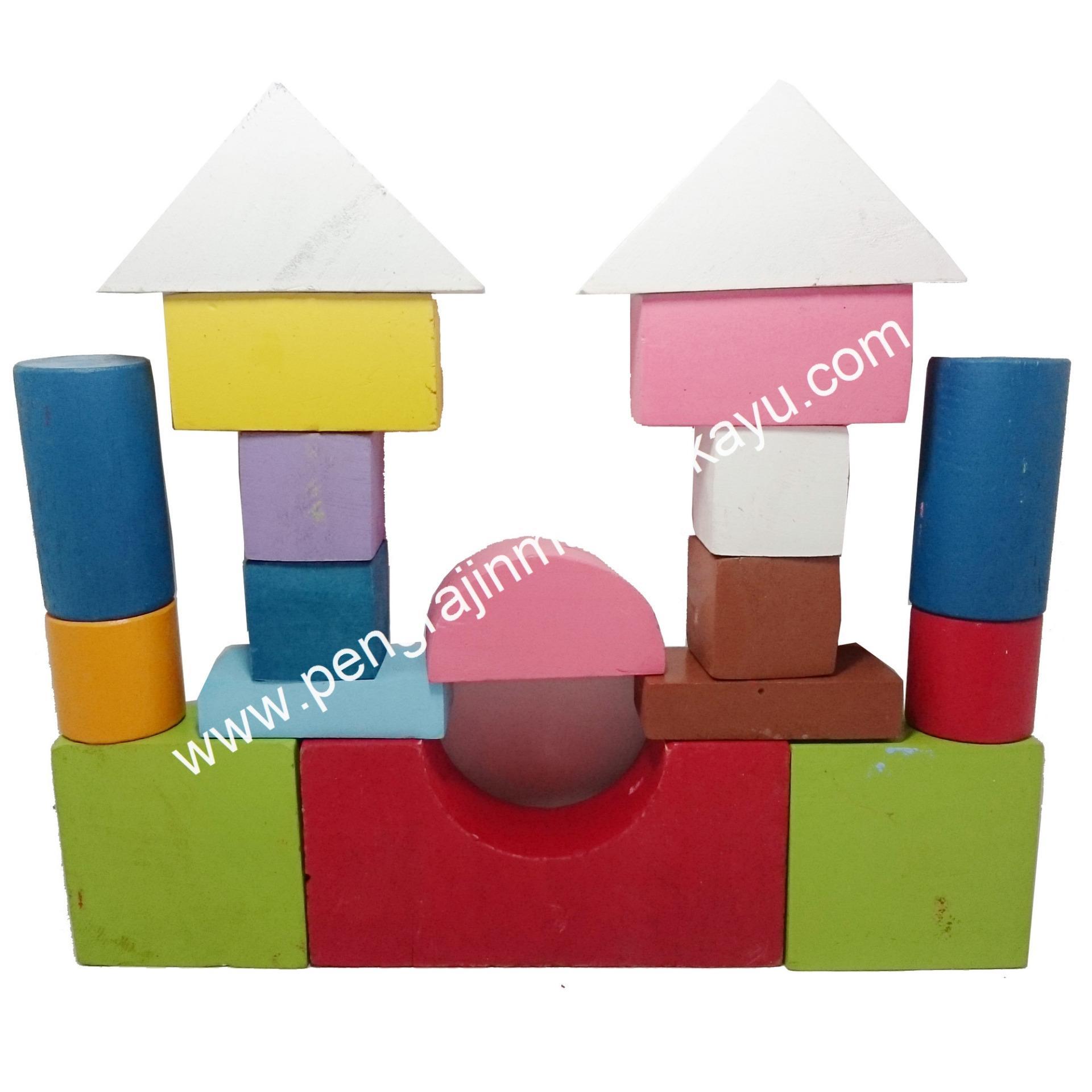 Otoys Mainan Balok Bayi Menyusun Blocks Kretifitas Bola Balita Pa 330196 Fun Character Kreatifitas Edukas Susun Bentuk Warna