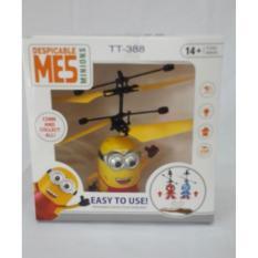 Mainan Minion Terbang Drone Minion Sensor Minion Flying