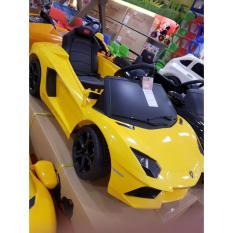 Mainan Mobil Aki Lamborghini