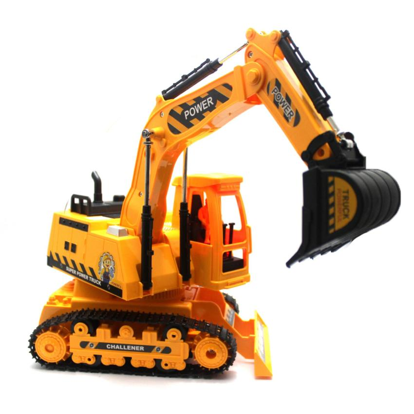 ... Mainan Remote Control RC Extreme Excavator