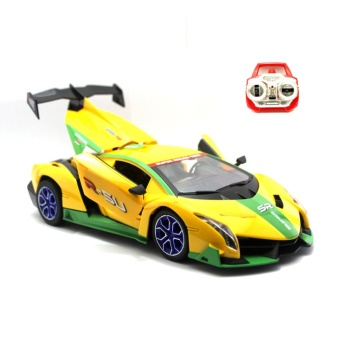 Harga Mainan Remote Control RC Sports Rally Car