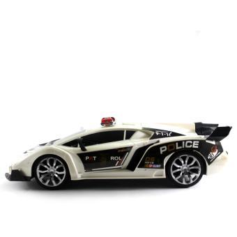 Mainan Remote Control Superior Hypercar Police Serises - 3