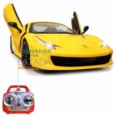 MAINAN88 RC Mobil Balap 458 Skala 1/14  Mainan Edukasi Anak Mobil Remote Control