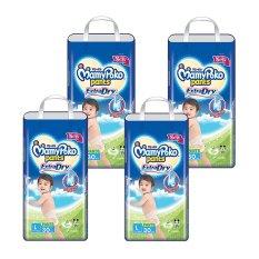 Mamypoko Popok Pants Extra Dry - L 30 Karton isi 4