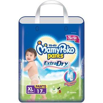 Mamypoko Popok Pants Extra Dry - XL 17