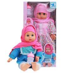 MAO Mainan Boneka Ngaji Annisa - Boneka Hijab - Boneka muslimah