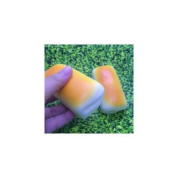 Hot Deal MARSHMALLOW BREAD SQUISHY / Stretchy Strech Squeeze Slime Ibloom Cup