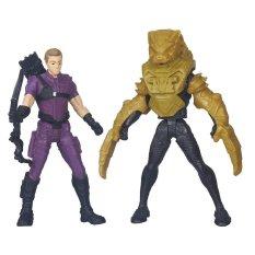 Marvel Captain America Civil War Marvels Hawkeye vs Black Panther