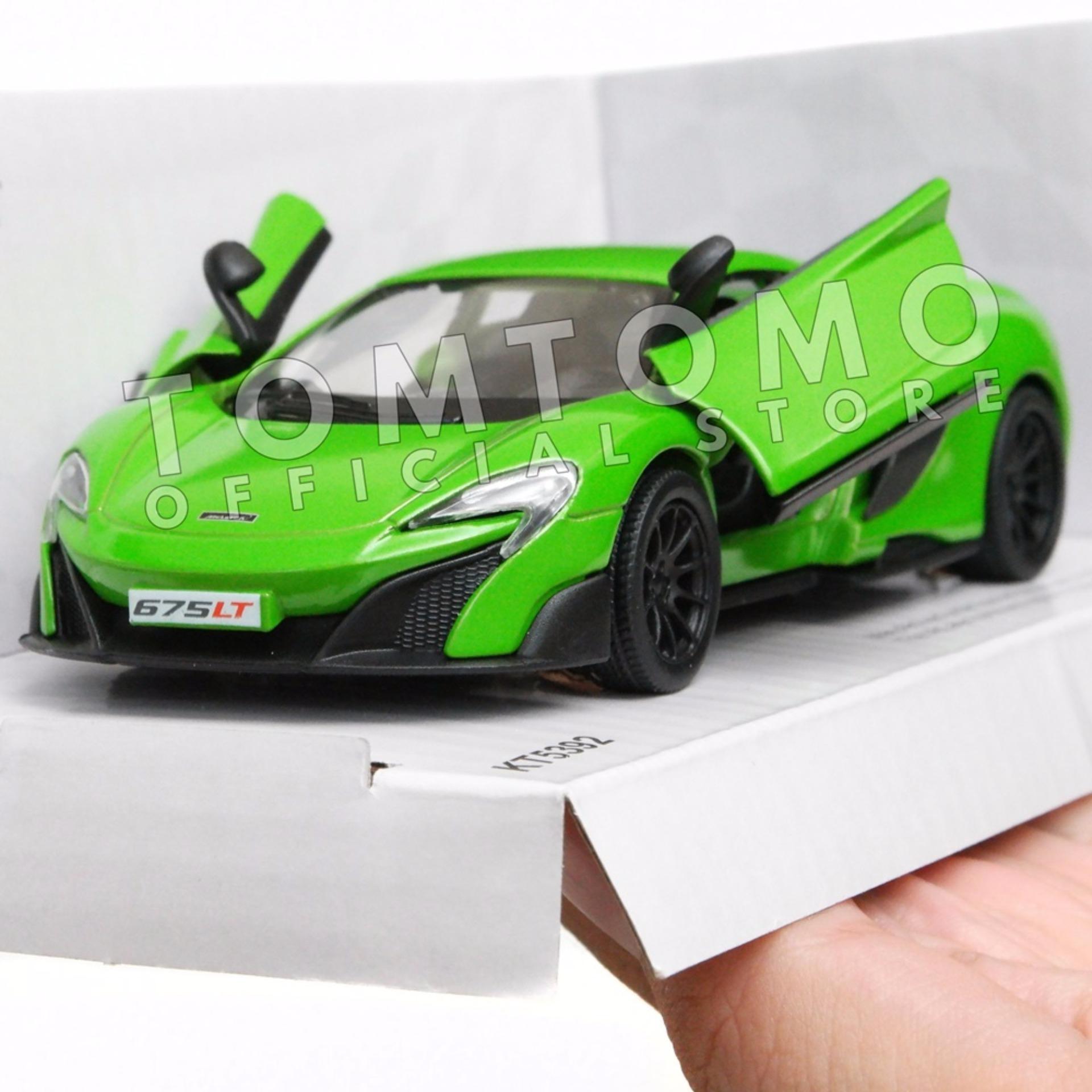 Daftar Harga Mclaren 675lt Diecast Miniatur Mobil Mobilan Sedan Kado