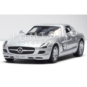 ... KLASIK ANTIK MAINAN ANAK COWOK KINSMART CREAM. Detail Gambar Mercedes-Benz SLS AMG Diecast Miniatur Mobil Mobilan Sedan Mercy Sport Kado Mainan