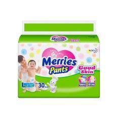 Merries Pants Good Skin L [30 Pcs]