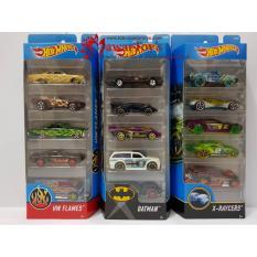 Mobil Miniatur Hot Wheels Pack Edition (Original)