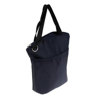 Multifungsi tas untuk ibu hamil bayi popok tas (hitam) -International