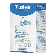 MUSTELA BABY GENTLE SOAP 150 GR