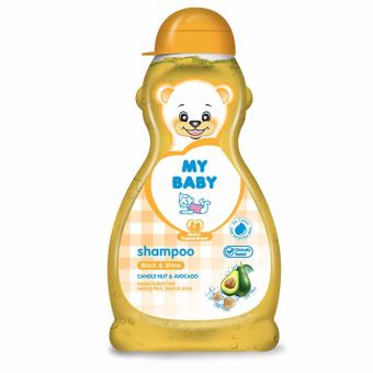 My Baby Black & Shine Shampoo [200 mL]