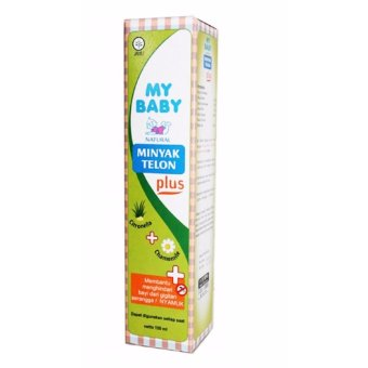 My Baby Minyak Telon Plus - 150 ml
