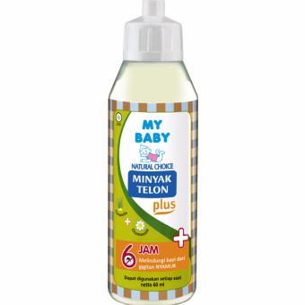 My Baby Minyak Telon Plus [60 mL]