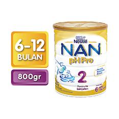 NAN PH PRO 2 Susu Formula 6-12 Bulan 800g