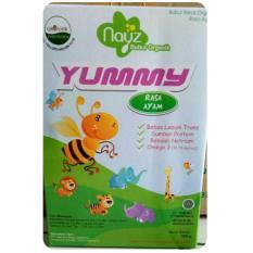 NAYZ YUMMY Bubur Bayi Organik rasa ayam  -  Bubur Bayi Organik PENDAMPING ASI