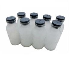 Nixel's Botol Asi Kaca Tutup Karet Baru - isi 12 pcs