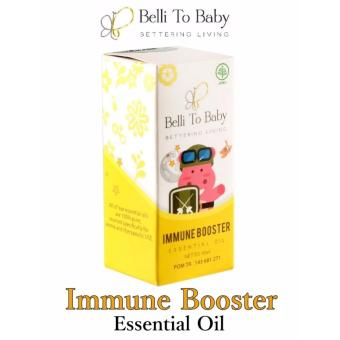 Harga NTR Belli To Baby Essential Oil / Aromaterapi Immune Booster - 10ml
