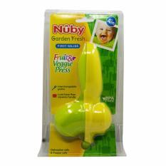 NTR Nuby Garden Fresh Food Baby Press /  Fresh Fruit & Veggie Press