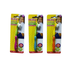 Nuby Easy Grip Soft Toothbrush (Assorted Color)
