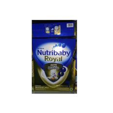 NUTRIBABY Royal 1 Formula Bayi 0 - 6 Bulan Susu Box 800g / 800 g
