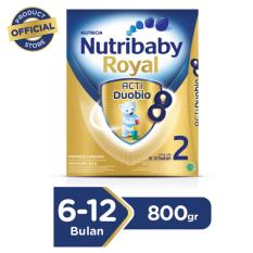 Nutribaby Royal 2 Susu Bayi - 800gr