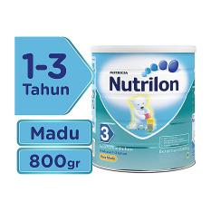 Nutrilon 3 Susu Pertumbuhan Madu - 800gr
