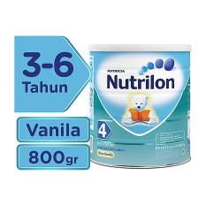 Nutrilon 4 Susu Pertumbuhan Vanila - 800gr