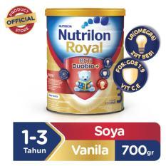 Nutrilon Royal Pronutra Soya 3 - Rasa Vanila - 700 gr