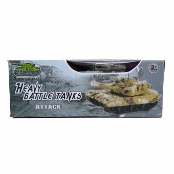 Ocean Toy Heavy Battle Tanks Mainan Anak Cowok - M1A2-A