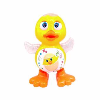 Galeri Gambar Ocean Toy Musical Dancing Lucky Duck Mainan Anak - KT11 Lengkap
