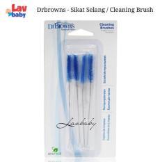 PALING DICARI Dr Brownn brownns Cleaning Brush sikat selang botol TERLRIS