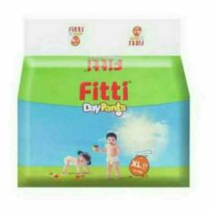 Pampers Fitti Day Pants XL 22