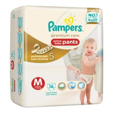 Pampers Premium Pants Eco M 16