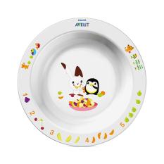 Philips AVENT Toddler Bowl Big 12m+ SCF704/00 - Putih