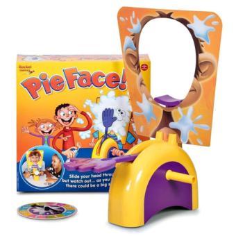Pieface Games Cream - Mainan Anak Lempar Cream Ke Wajah - Babamu