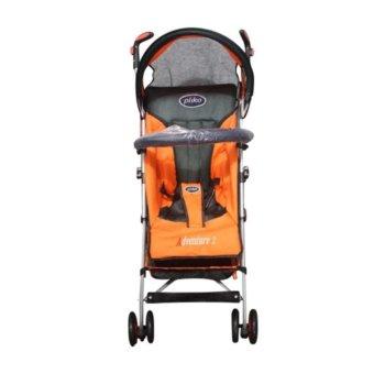 harga Pliko Adventure 2 PK-108 - Buggy Baby Stroller / Kereta Dorong Bayi Lazada.co.id