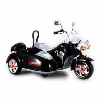 Pliko Motor Aki Harley Davidson Tandem Twin - Black ...