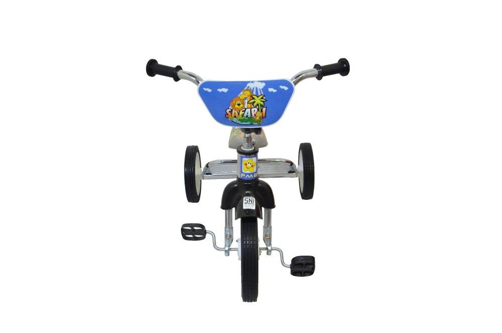 eShop Checker PMB 919 Sepeda Roda 3   Tricyle Untuk Anak - Hitam ... 1d4039a256