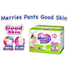 Popok Merries Good Skin XL26