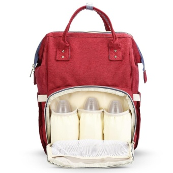 Portable Baby Diaper Bag for Travel - intl